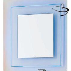 Bathroom Origins Mirrors - Bathroom Origins Stargaze Mirror 70 Colour LED - 70x70cm