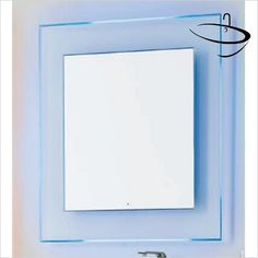 Bathroom Origins Mirrors - Bathroom Origins Stargaze Mirror 70 Colour LED - 70x70cm