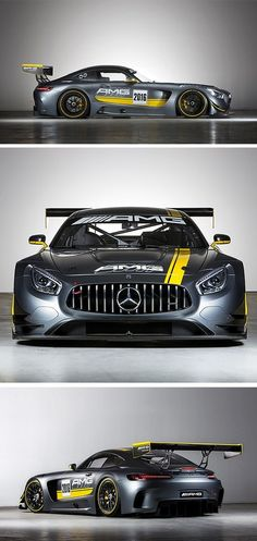 """The Mercedes-AMG GT3 inspires the most powerful """"open performance"""" boat ever produced by the Cigarette Racing Team."""