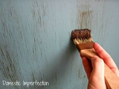 """How to give your furniture the """"Dirty Cowboy"""" treatment"""