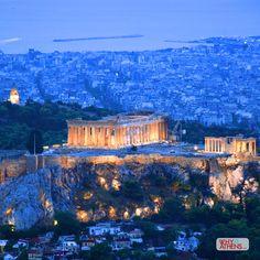 The Acropolis best places to photograph