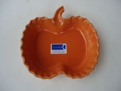 Chantal Fall Autumn Pumpkin Shaped Orange Casserole Baking Dish, 1 Cup by Chantal, http://www.amazon.com/dp/B006BHJL9W/ref=cm_sw_r_pi_dp_3rOjqb0MAWSXK