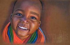 Colección 2013 - COLECCIÓN RETRATOS DE LA INOCENCIA: NIÑOS DE AFRICA