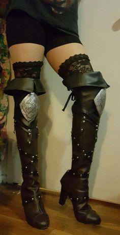 Yennefer of Vengerberg boots