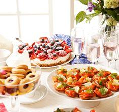 Keväinen äitienpäiväbrunssi | K-ruoka