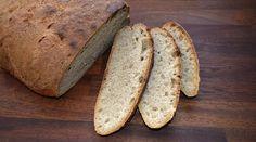 Leivinlaudalla: Helppo jättileipä