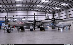 Boeing B-29 Superfortress aircraft picture
