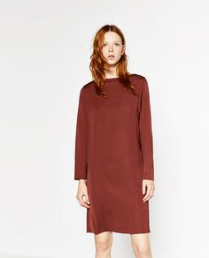 ZARA - WOMAN - MIDI DRESS