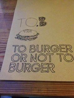 restaurantes, to.b to burger or not to burger, rua capelo, chiado, lisboa, hamburgueria, hambúrguer, carne de vaca, bacon, cogumelos, batata...