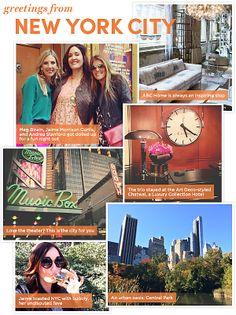New York City Travel Guide -- One Kings Lane