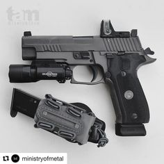 #Repost @ministryofmetal  #Repost @tamfamgram  Couldn't help it. Even a Legion needs a mod. #tamfamgram