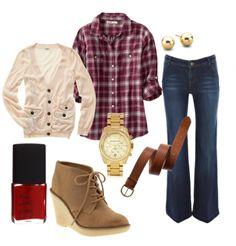 Back To School Shopping: My Ultimate Fall Mom Uniform