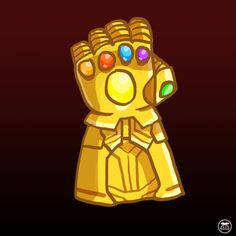 This is the infinity gauntlet but not for thanos its for noobs Infinity War, Marvel Infinity, Marvel Fan, Marvel Heroes, Marvel Avengers, Avengers Symbols, Avengers Drawings, Thanos Infinity Gauntlet, Batman And Superman