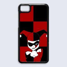 harley quinn character in batman for blackberry Z10 case #16.89 #etsy #Accessories #Case #cover #CellPhone #BlackBerryZ10 #BlackBerryZ10case #BlackBerry  #batman #joker #loverjoker #harleyquinn