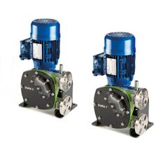 New Verderflex Dura 5 & 7 peristaltic pumps launched