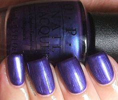 Icy Nails  OPI Tomorrow Never Dies: Swatch and Review #nailpolish #OPI #bblogcoalition #bbloggers