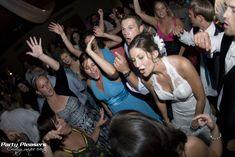 Big sing a long!  Photo Credit- Kim Greer  #CincinnatiWedding #PartyPleasers
