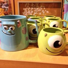 Find images and videos about love, disney and want on We Heart It - the app to get lost in what you love. Cute Coffee Mugs, Cool Mugs, Coffee Cups, Disney Cups, Disney Souvenirs, Disney Kitchen, Cute Cups, Kawaii, Disney Love