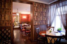 Restaurant Ambiente. Riga.