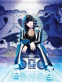 2NE1 Minzy Can't Nobody MV