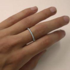 Ehering Eheringe Jubiläum Diamantring Gold 14k von ldiamonds