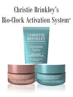 BIO-CLOCK Activation Anti-Aging System