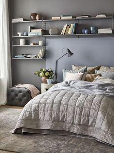 Home, Bedroom Interior, Bathroom Art Decor, Bed, Bookshelf Inspiration, Interior, Kids Bedroom Remodel, Room, Remodel Bedroom