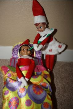 Nurse elf