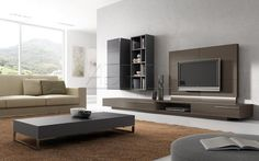 Mueble comedor TV moderno - GINZA : 22S - A . Brito