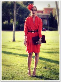 Orange-you gonna say banana? I'm starting to add orange to my s/s wardrobe. Inspiration - @Beth Jones