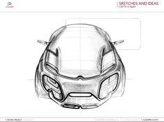 Gashetka | Transportation Design | 06.06.2014 | Citroen Canyon SUV Project | Diploma...