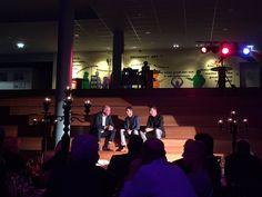 Gister vertelden Marinus  en Kees Verbeek het verhaal van Abovo tijdens de HOC Collegetour. Het was een mooie, druk bezochte avond!