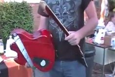 15 Embarrassing Guitar Spin Fails  ||  Once you choose to pursue guitar as a discipline, the urge to spin your axe is almost impossible to ignore. http://loudwire.com/15-embarrassing-guitar-spin-fails/?utm_campaign=crowdfire&utm_content=crowdfire&utm_medium=social&utm_source=pinterest