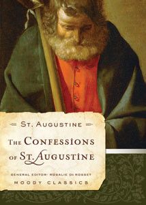 "Confessions of St Augustine  ""His view on Lucretia's dilemma was the best I've heard yet."""