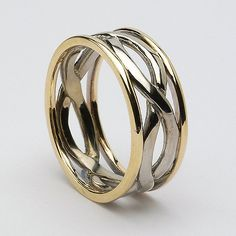 Introducing the Infinity Wedding Ring - Celtic Wedding Rings Blog