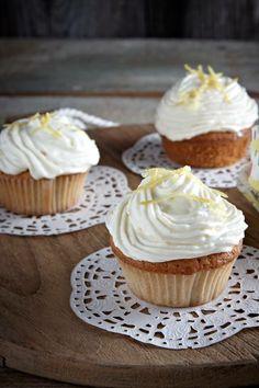 Muffins κανέλας με κρέμα τυριού-λεμονιού!