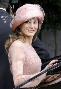 Letizia. Her Royal Highness, The Princess of Asturias