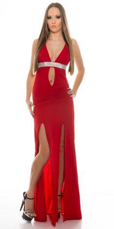#Vestido com cristais www.pontorosa.pt