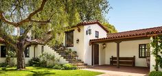 SB Digs | Spanish Colonial Revival in Hope Ranch