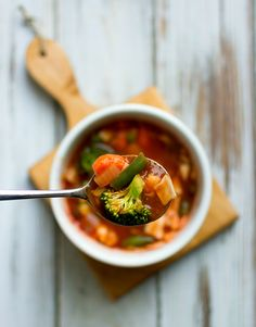 Zero Point Weight Watchers Soup Recipe - Tomato Cabbage Soup