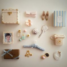 Barbie fashion model collection accessories! Honey in Hollywood Accessory pack. Photo by zlatti
