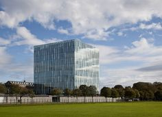 """Projekt """"University of Aberdeen New Library""""...competitionline"""