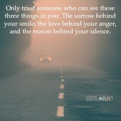 Lessons Learned in Life | Only Trust