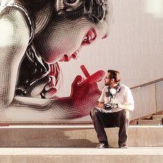 El Mac. One of my favorite street artists