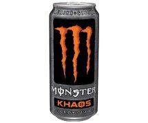 Monster Khaos Energy + Juice (473ml) American Drinks, 5 Hour Energy, Energy Drinks, Snacks, Juice, Juice Fast, Juicing, Juices, Treats
