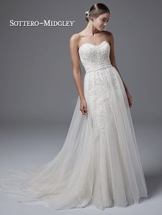 30 Best Semi Sweetheart Neckline Bridal Gown Images Bridal