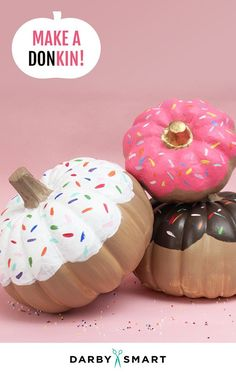 Easy No-Carve Pumpkins that Make the Best Halloween Decorations