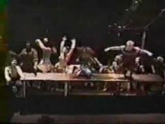 Rent 1996 Opening Night-La Vie Boheme