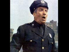 """Diapo Louis de Funès """"Le Gendarme à New York"""" (1965)."""
