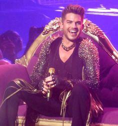 Adam Lambert - Killer Queen Embedded image permalink